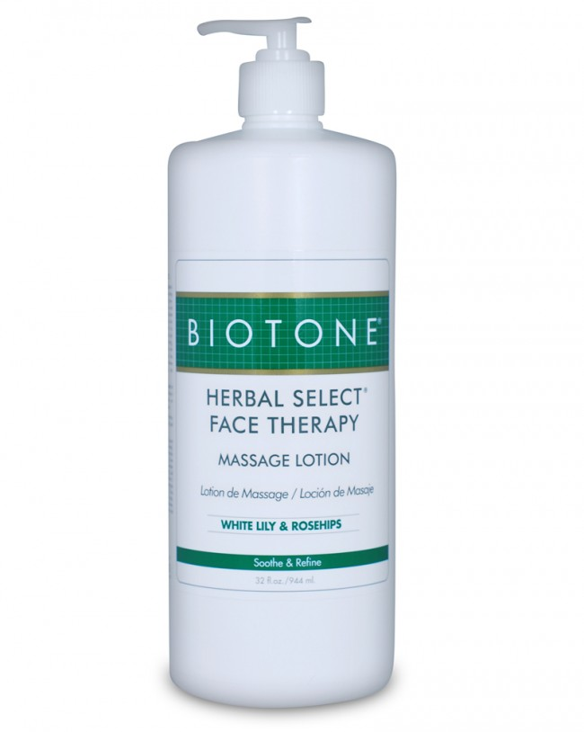 Face massage lotion