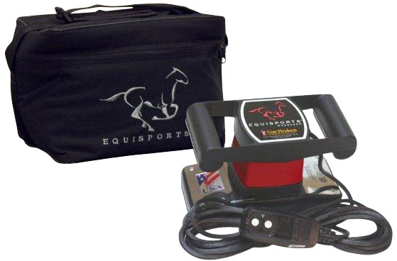 Equisports Equine Massager W Case Equine Massagers And
