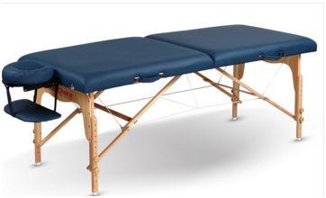 Eco classic massage table portable massage tables bodychoice - Tables de massage pliante ...