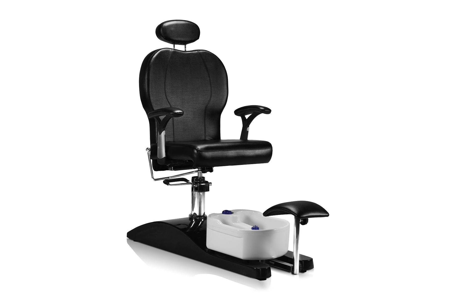 Pedicure Chair with FREE Deluxe Foot Spa No Plumb Spas