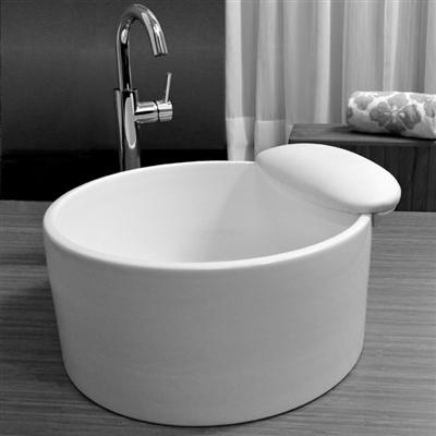 Etonnant Mode Porcelain Pedicure Sink