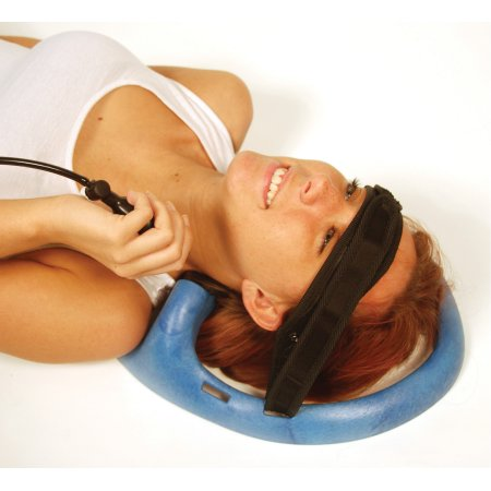 Neck pump exerciser physical therapy exercise equipment for E motion therapy massage recliners