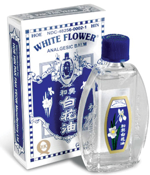 White flower analgesic analgesics pain relievers hoe hin hoe hin white flower analgesic 034 oz 10 ml each mightylinksfo