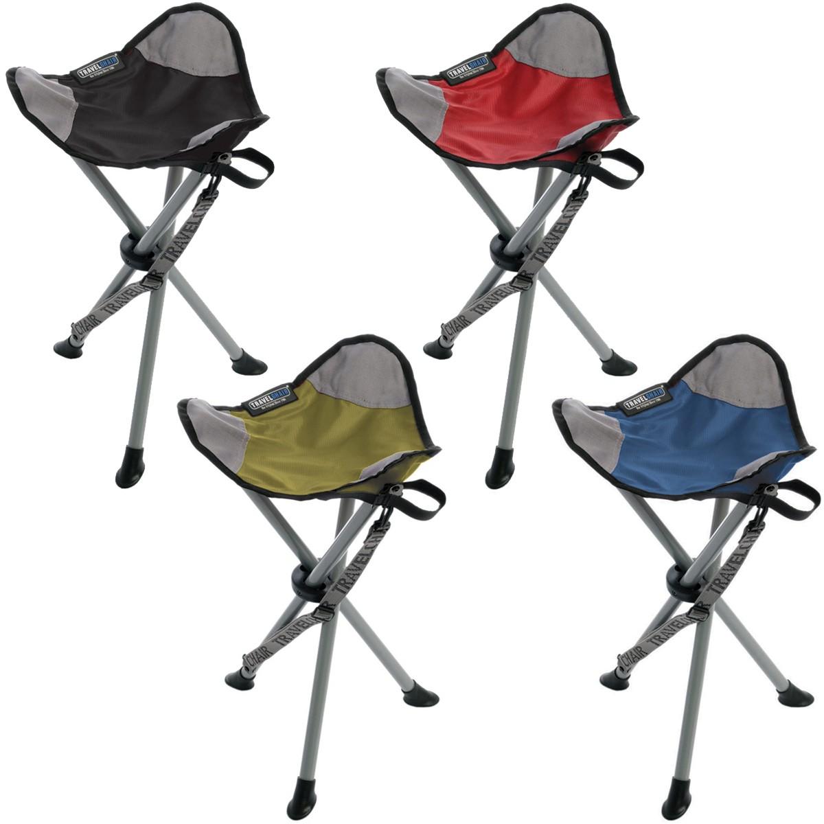 Travel Chair Slacker Folding Stool Portable Folding
