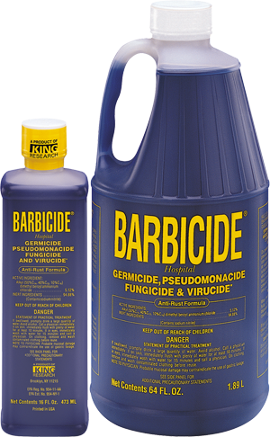 Barbicide Hospital Grade Germicide Pseudomonacide