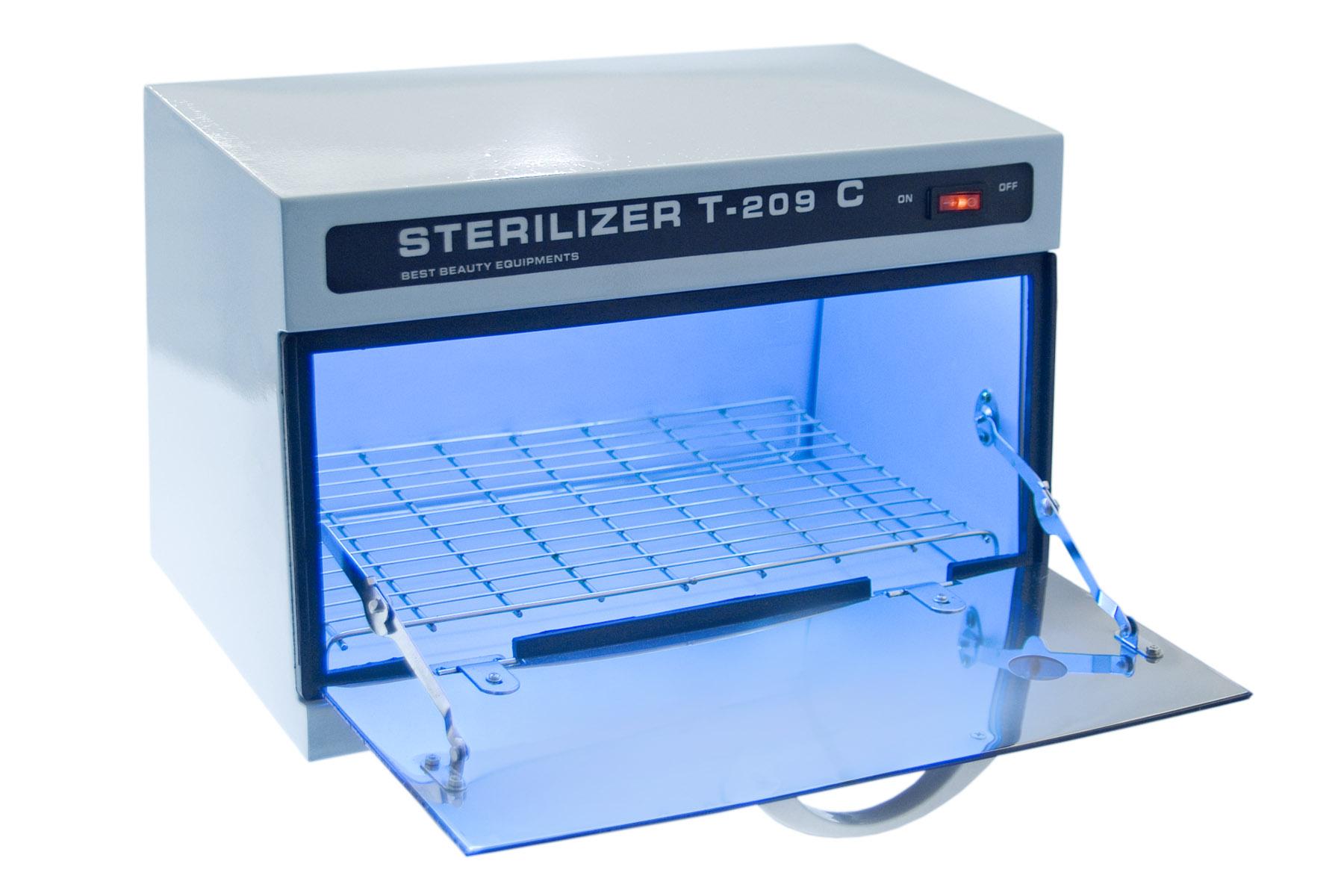 UV Sterilizer Cabinet   T 209