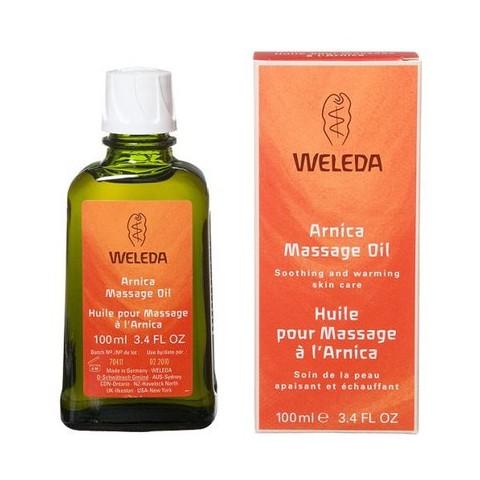 weleda massage oil