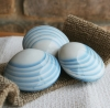 Porcelain Cold Glacial Shells - Case of 2 **** ON CLEARANCE ****