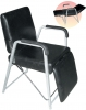 Classic Reclining Shampoo Chair with Adjustable Back and Leg Rest CLEARANCE -1 LEFT
