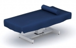 Touch America Waterproof Vinyl Fitted Wet Sheet in Royal Blue