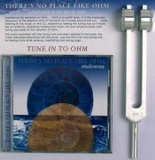 Ohm Therapeutics CD Tuning Fork Kit