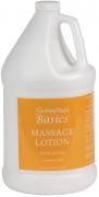 Soothing Touch Basics Unscented Massage Lotion - 1 Gallon