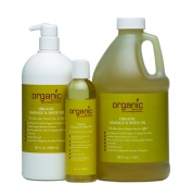 Organic Massage & Body Oil