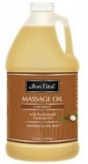Bon Vital Coconut Massage Oil - 1/2 Gallon