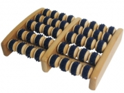 Body Back Amazing Wood Foot Roller