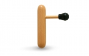 Trigger Pointer - Wooden Press T Bar