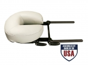 Oakworks QuickLock Face Rest with Aero-Cel Face Rest Crescent