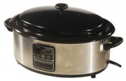 Hot Stone Warmer Heater, 6 qt