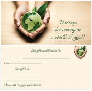 World of Good Non-Folded Gift Certificate
