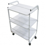 Esthetician's Facial 3 Shelf Trolley T902