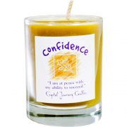Soy Herbal Filled Votive Confidence