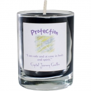 Soy Herbal Filled Votive Protection