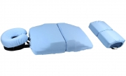 body Cushion™ 4-Piece Cotton Cover Set - Split Leg