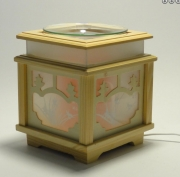 Electric Wooden Oil Warmer D-443