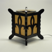 Electric Wooden Oil Warmer
