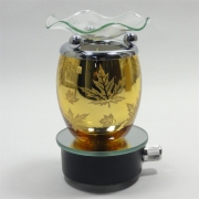 Electric Glass Oil Warmer