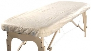 Disposable Waterproof Fitted Table Cover 10 Pack