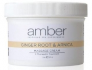 Amber Ginger Root & Arnica Cream