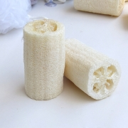Loofa Bath and Shower Sponge with Rope
