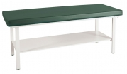 Winco 8500SH - Flat Top Treatment Table with Shelf