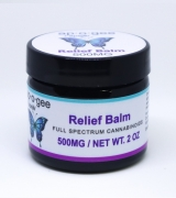Apogee CBD Pain Relief Balm with THC