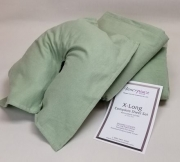 Innerpeace Extra Long 3 Piece Sheet Set with DRAPE Crescent Cover