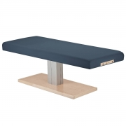 Earthlite Everest Spa Pedestal- Electric Flat Table