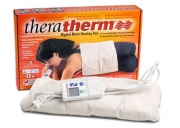 Chattanooga Theratherm Electric Moist Heat Packs 14 in x 14 in Shaped to cover Neck & Shoulders -