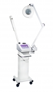 Facial Steamer with Mag Lamp Combo