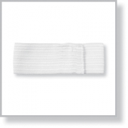 Disposable Stretch Headband w/ Velcro Closure bag/24