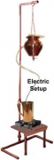 Shirodhara Complete Electric System in Copper