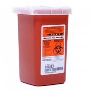 Sharps Needle Disposal - 1 quart size