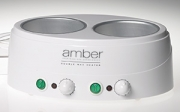 Amber Products Double Wax Heater