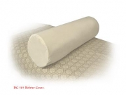 Comphy Microfiber Twill Bolster Cover 8 x 26 inches