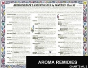 Aromatherapy & Essential Oils By Remedies - Chart 2