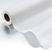 Crepe Table Paper- White 21 in. x 125 ft.