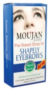 Pre Waxed Strips for Sharpely Eyebrows