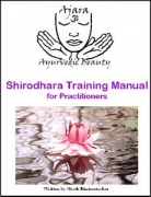 Shirodhara Training Manual for Practitioners