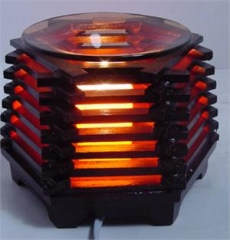 Electric Wooden Oil Warmer - D-413