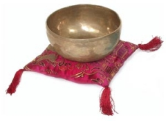 Large Singing Bowl Cushion